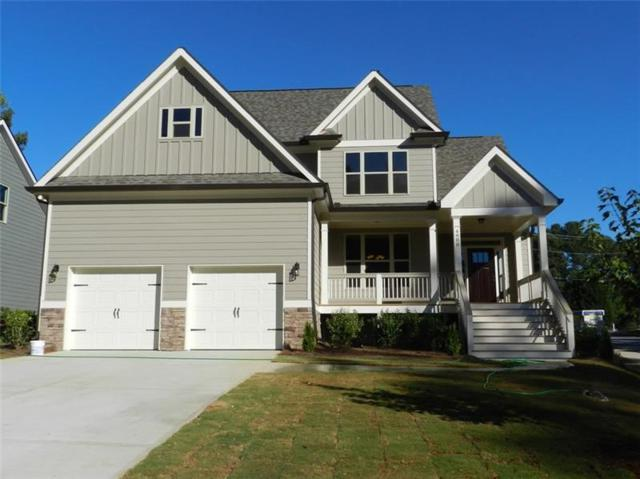 51 Berryhill Place SE, Cartersville, GA 30121 (MLS #6012817) :: The Russell Group