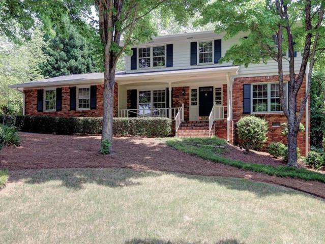 2829 Fontainebleau Drive, Dunwoody, GA 30360 (MLS #6012849) :: The Bolt Group