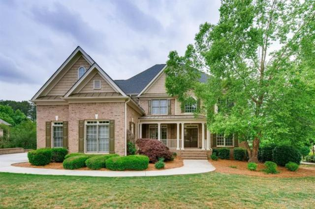 1022 Ector Drive NW, Kennesaw, GA 30152 (MLS #6012859) :: The Bolt Group