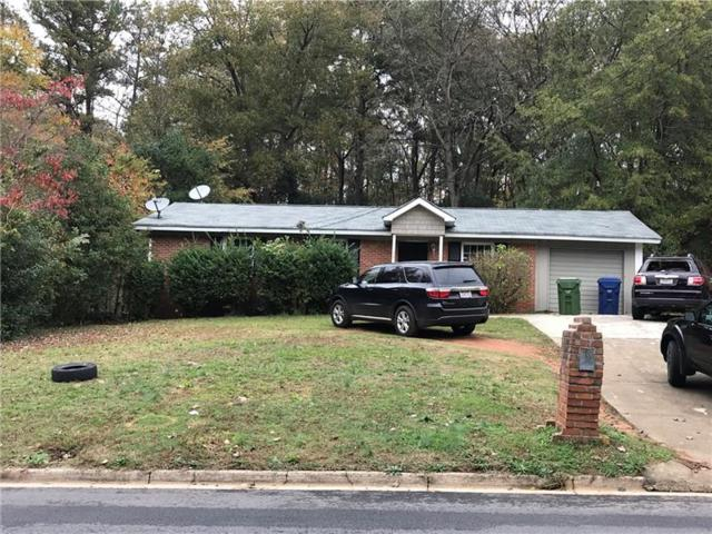 324 Oak Drive SE, Atlanta, GA 30354 (MLS #6012919) :: RE/MAX Paramount Properties