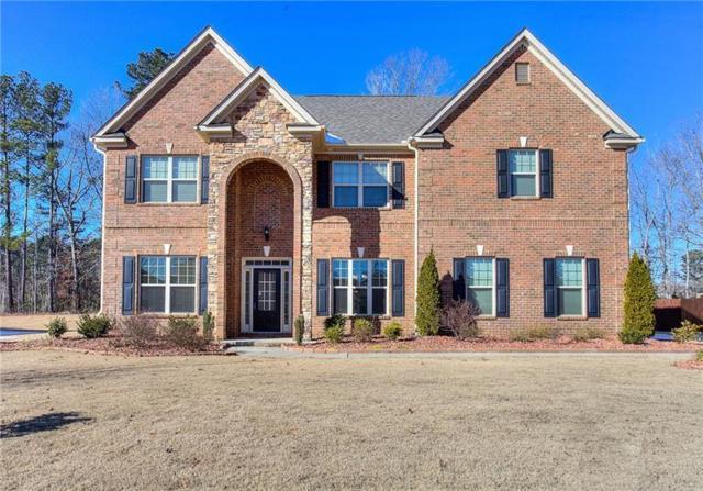 536 Heirloom Drive, Hampton, GA 30228 (MLS #6012977) :: The Russell Group