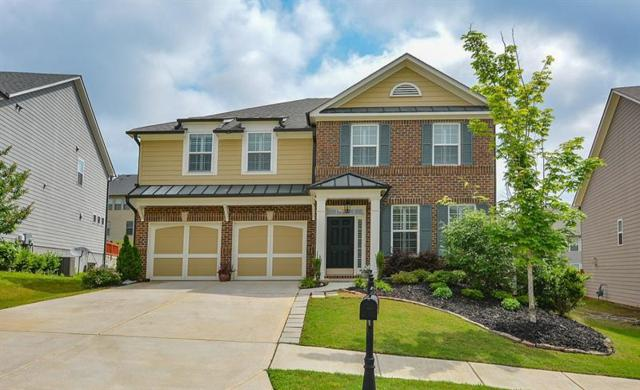 611 Stone Hill Drive, Woodstock, GA 30188 (MLS #6012980) :: North Atlanta Home Team