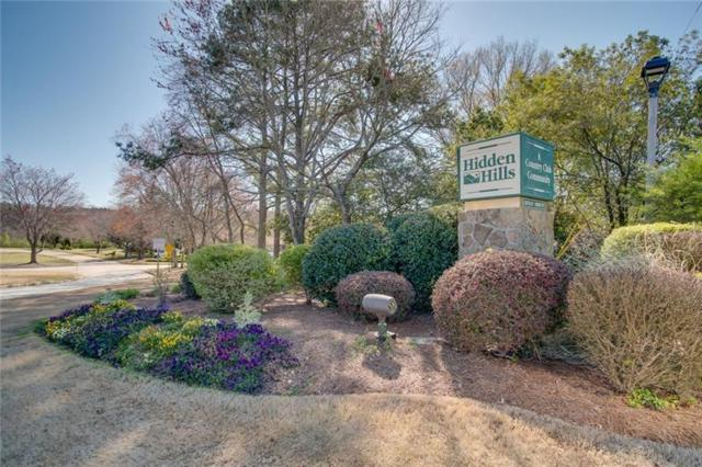1827 Canberra Drive, Stone Mountain, GA 30088 (MLS #6013129) :: Carr Real Estate Experts