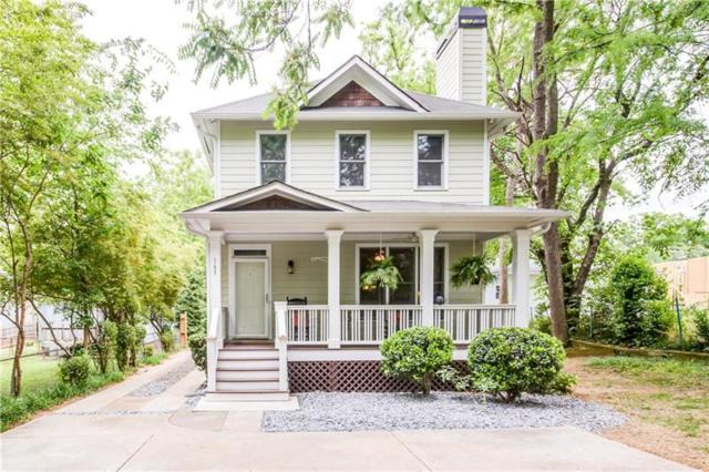 163 Cleveland Street SE B, Atlanta, GA 30316 (MLS #6013156) :: The Bolt Group