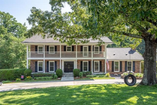 5237 Forest Springs Drive, Dunwoody, GA 30338 (MLS #6013180) :: The Hinsons - Mike Hinson & Harriet Hinson