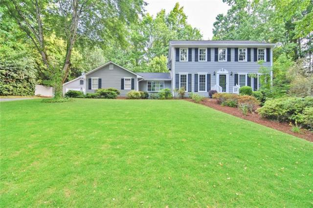 4551 Pond Lane, Marietta, GA 30062 (MLS #6013219) :: North Atlanta Home Team