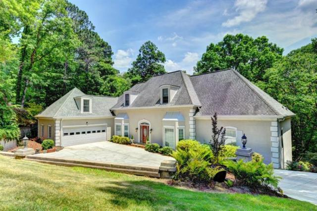 9580 Marsh Cove Court, Sandy Springs, GA 30350 (MLS #6013233) :: The Bolt Group