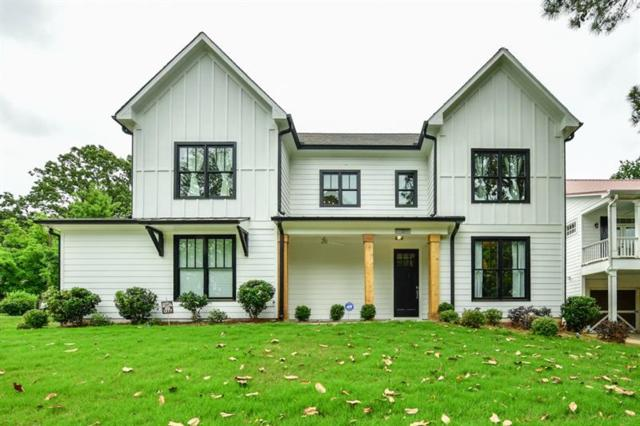 1377 Willow Place SE, Atlanta, GA 30316 (MLS #6013259) :: The Bolt Group
