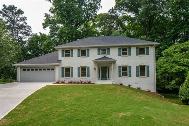 5390 Northchester Court, Dunwoody, GA 30338 (MLS #6013307) :: RE/MAX Paramount Properties
