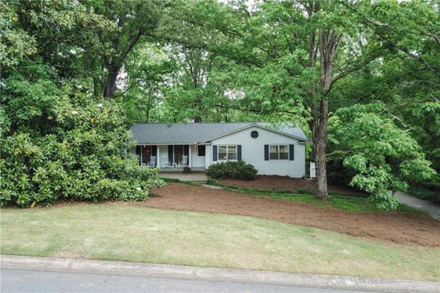 150 Lullwater Road, Athens, GA 30606 (MLS #6013343) :: The Cowan Connection Team