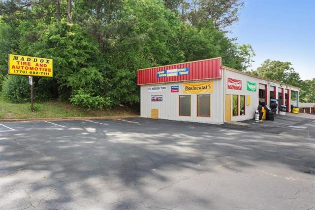 2485 Lawrenceville Highway, Lawrenceville, GA 30044 (MLS #6013344) :: North Atlanta Home Team