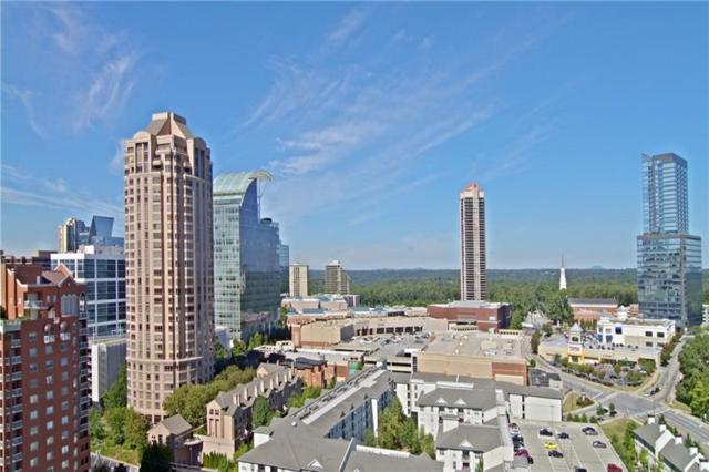 3481 Lakeside Drive NE #2702, Atlanta, GA 30326 (MLS #6013368) :: The North Georgia Group