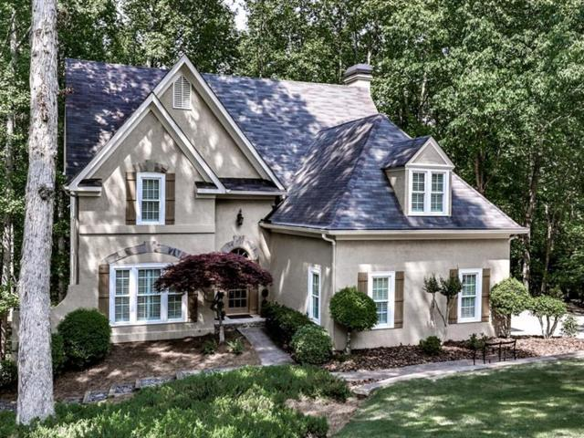 3513 Stone Cliff Way, Woodstock, GA 30189 (MLS #6013384) :: The Russell Group
