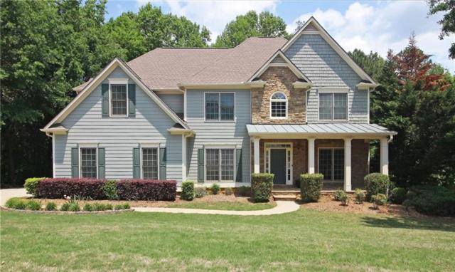 9555 Old Riverside Lane, Ball Ground, GA 30107 (MLS #6013420) :: The Russell Group