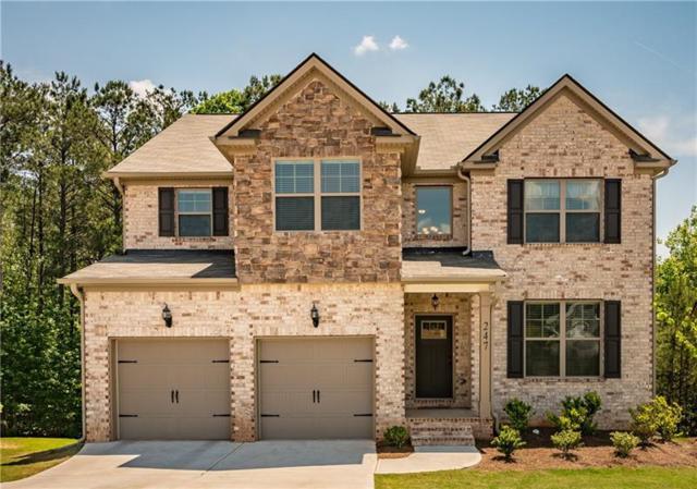 247 Ashbury Circle, Dallas, GA 30157 (MLS #6013483) :: The Bolt Group