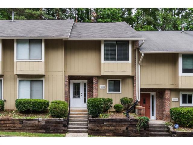 2280 Runnymead Ridge SE, Marietta, GA 30067 (MLS #6013524) :: Cristina Zuercher & Associates
