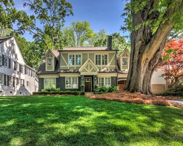 176 Bolling Road NE, Atlanta, GA 30305 (MLS #6013536) :: The Russell Group