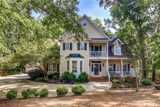 1293 Jimson Circle SE, Conyers, GA 30013 (MLS #6013596) :: Ashton Taylor Realty