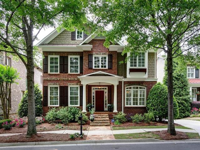 607 Concord Lake Lane SE, Smyrna, GA 30082 (MLS #6013736) :: Cristina Zuercher & Associates