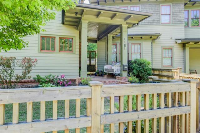 1181 Cleburne Avenue, Atlanta, GA 30307 (MLS #6013767) :: The Zac Team @ RE/MAX Metro Atlanta