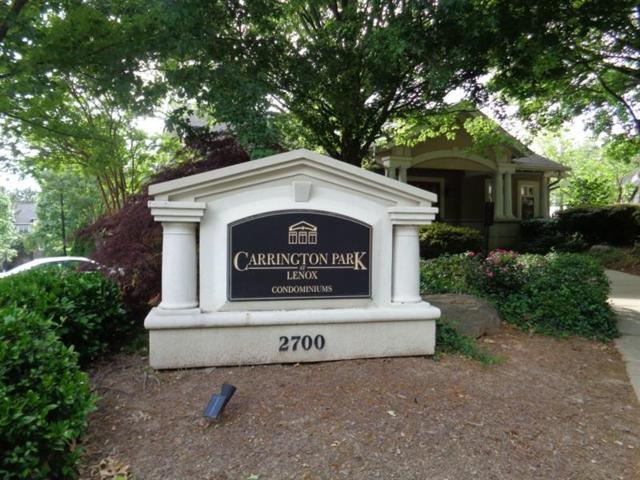 2700 Pine Tree Road NE #2113, Atlanta, GA 30324 (MLS #6013818) :: The Hinsons - Mike Hinson & Harriet Hinson