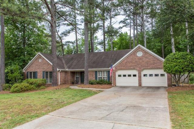 506 Lees Trace SW, Marietta, GA 30064 (MLS #6013822) :: Good Living Real Estate