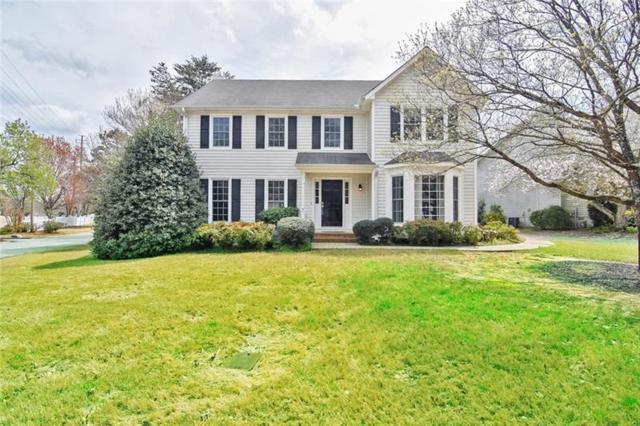2201 Concord Square NE, Marietta, GA 30062 (MLS #6013849) :: Good Living Real Estate