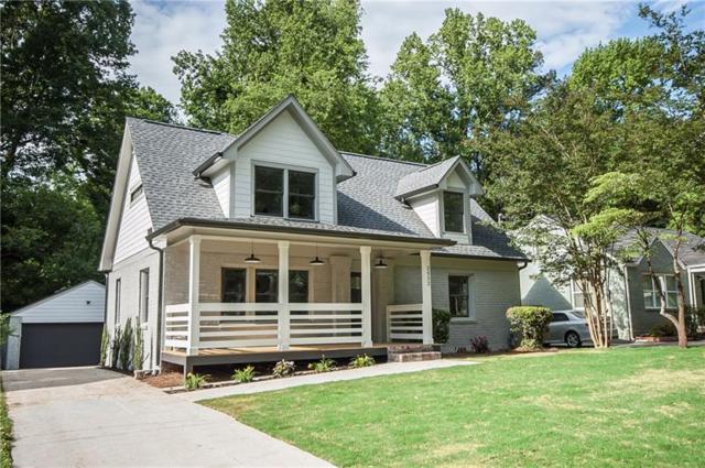 2552 Creekwood Terrace, Decatur, GA 30030 (MLS #6013905) :: The Bolt Group