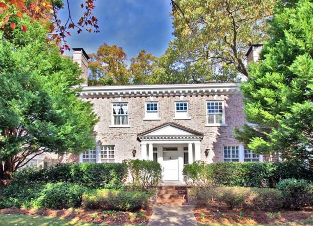 1166 Saint Charles Place NE, Atlanta, GA 30306 (MLS #6013936) :: The Russell Group