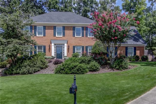 4803 Fairville Court, Marietta, GA 30062 (MLS #6014062) :: North Atlanta Home Team