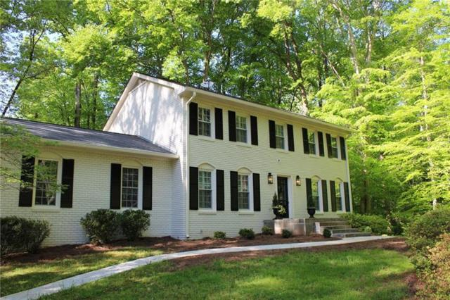 1335 Sherry Drive, Alpharetta, GA 30009 (MLS #6014073) :: North Atlanta Home Team