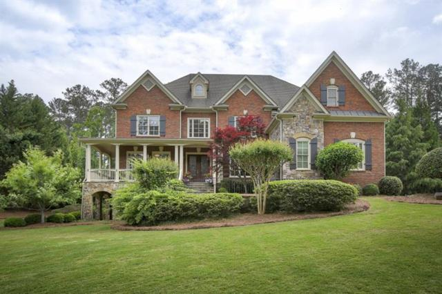 615 Glenover Drive, Milton, GA 30004 (MLS #6014103) :: The Russell Group