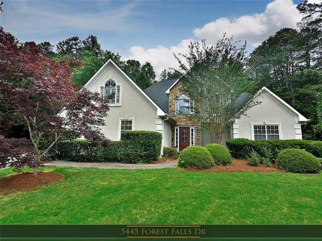 5445 Forest Falls Drive, Loganville, GA 30052 (MLS #6014114) :: Rock River Realty