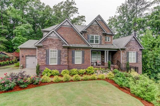 1190 Mosspointe Drive, Roswell, GA 30075 (MLS #6014165) :: North Atlanta Home Team