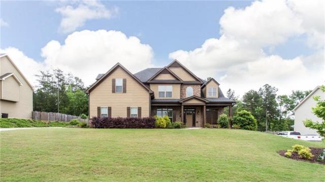 1256 Kristen Lane, Loganville, GA 30052 (MLS #6014167) :: The Russell Group