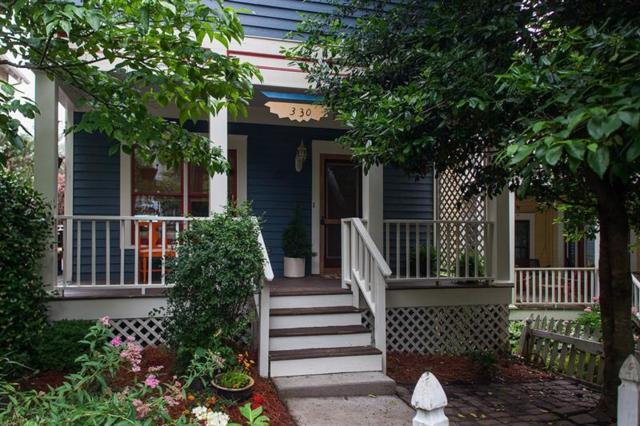 330 Glenwood Avenue, Atlanta, GA 30312 (MLS #6014180) :: The Russell Group