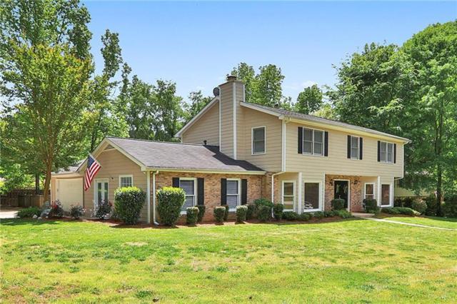 101 Jasmine Path, Peachtree City, GA 30269 (MLS #6014198) :: Good Living Real Estate