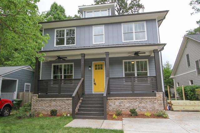 259 Sisson Avenue NE, Atlanta, GA 30317 (MLS #6014230) :: The Zac Team @ RE/MAX Metro Atlanta