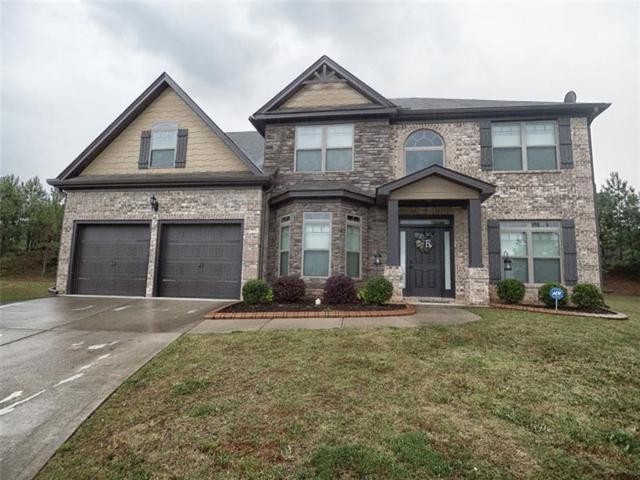 885 Belmar Pass, Fairburn, GA 30213 (MLS #6014254) :: Good Living Real Estate
