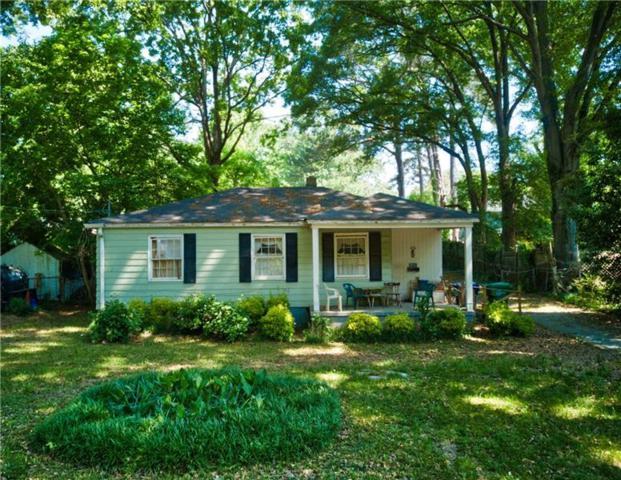 1903 Sumter Street NW, Atlanta, GA 30318 (MLS #6014264) :: The Hinsons - Mike Hinson & Harriet Hinson