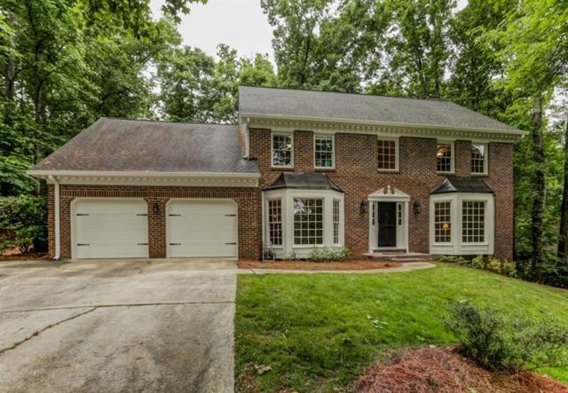 505 Tahoma Drive, Sandy Springs, GA 30350 (MLS #6014381) :: Good Living Real Estate