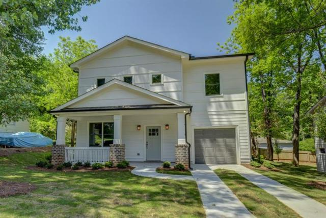 376 3rd Avenue, Scottdale, GA 30079 (MLS #6014470) :: The Russell Group