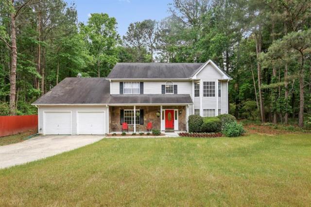 5545 Lywellen Drive, Stone Mountain, GA 30087 (MLS #6014518) :: Rock River Realty