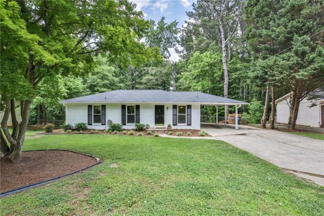 911 E Glochester Place, Norcross, GA 30071 (MLS #6014551) :: North Atlanta Home Team