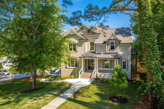 1509 High Haven Court NE, Atlanta, GA 30329 (MLS #6014555) :: North Atlanta Home Team