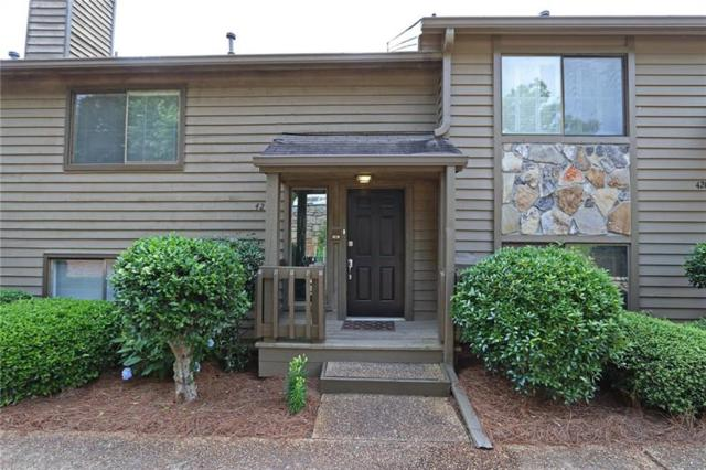 4208 D Youville Trace #4208, Brookhaven, GA 30341 (MLS #6014569) :: The Hinsons - Mike Hinson & Harriet Hinson