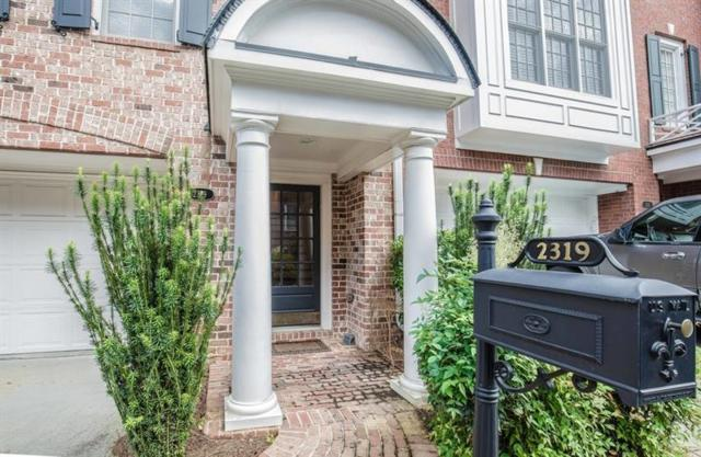 2319 English Ivy Court SE #22, Atlanta, GA 30339 (MLS #6014583) :: Cristina Zuercher & Associates