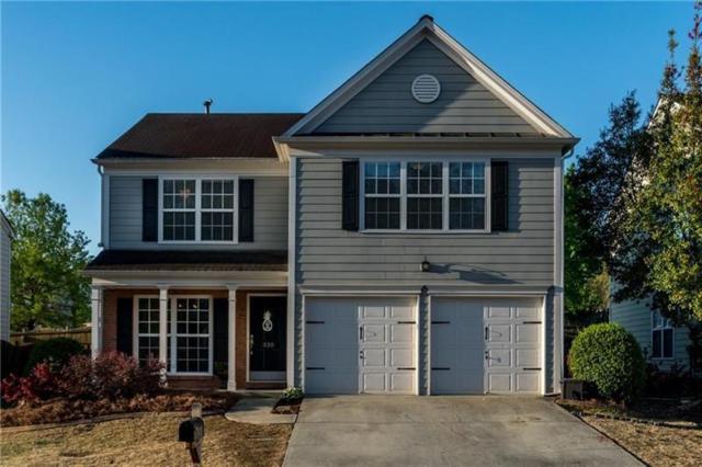 330 Burdock Trace, Woodstock, GA 30188 (MLS #6014691) :: Kennesaw Life Real Estate