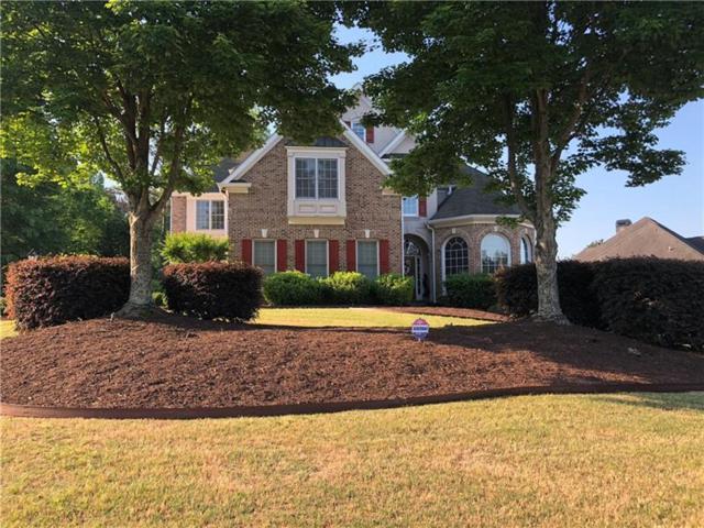 1405 Hampton Crest Drive NW, Kennesaw, GA 30152 (MLS #6014706) :: Kennesaw Life Real Estate