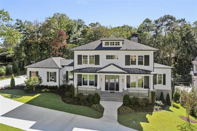 4011 Whittington Drive NE, Atlanta, GA 30342 (MLS #6014713) :: North Atlanta Home Team